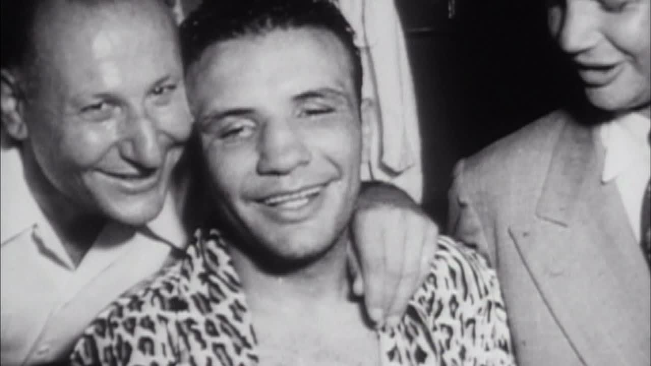 Remembering Jake LaMotta