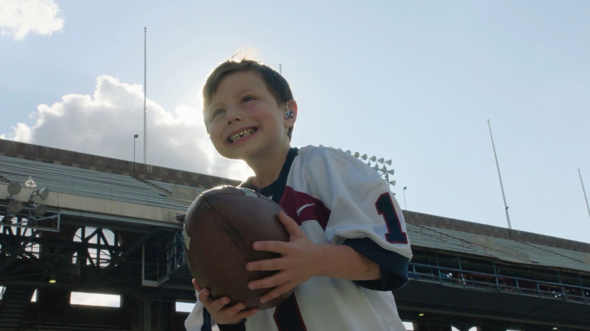 Foudy's Finds: Six-year-old cancer survivor inspires as Penn football's captain