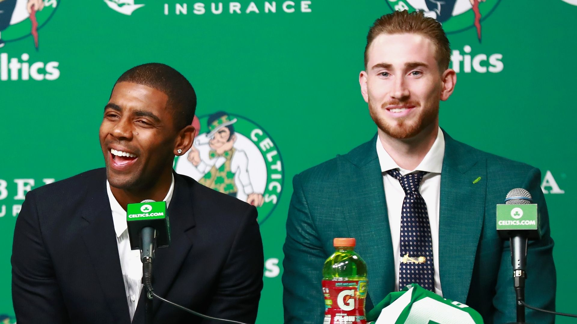 Celtics looking like a brand-new team