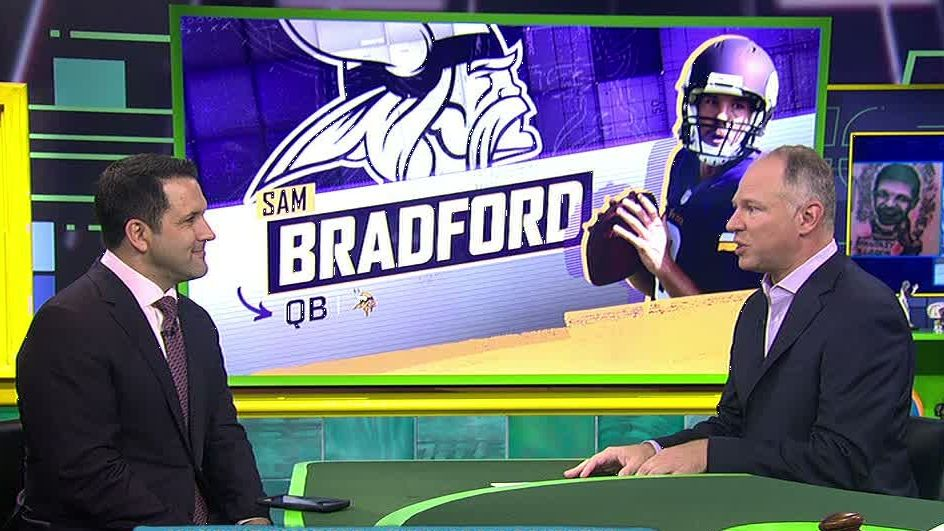 Will Bradford play this week?