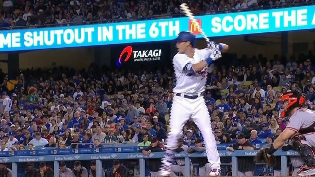 Bellinger breaks NL rookie home run record