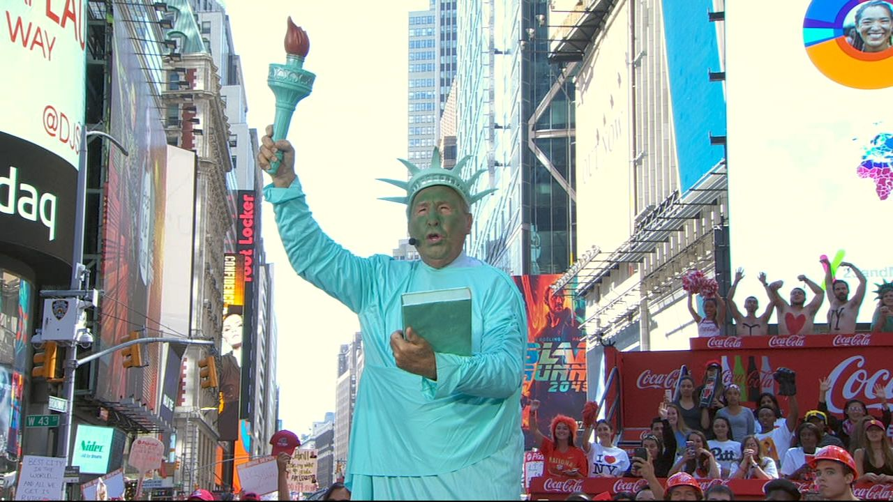 Corso declares NYC 'melting pot of college football'