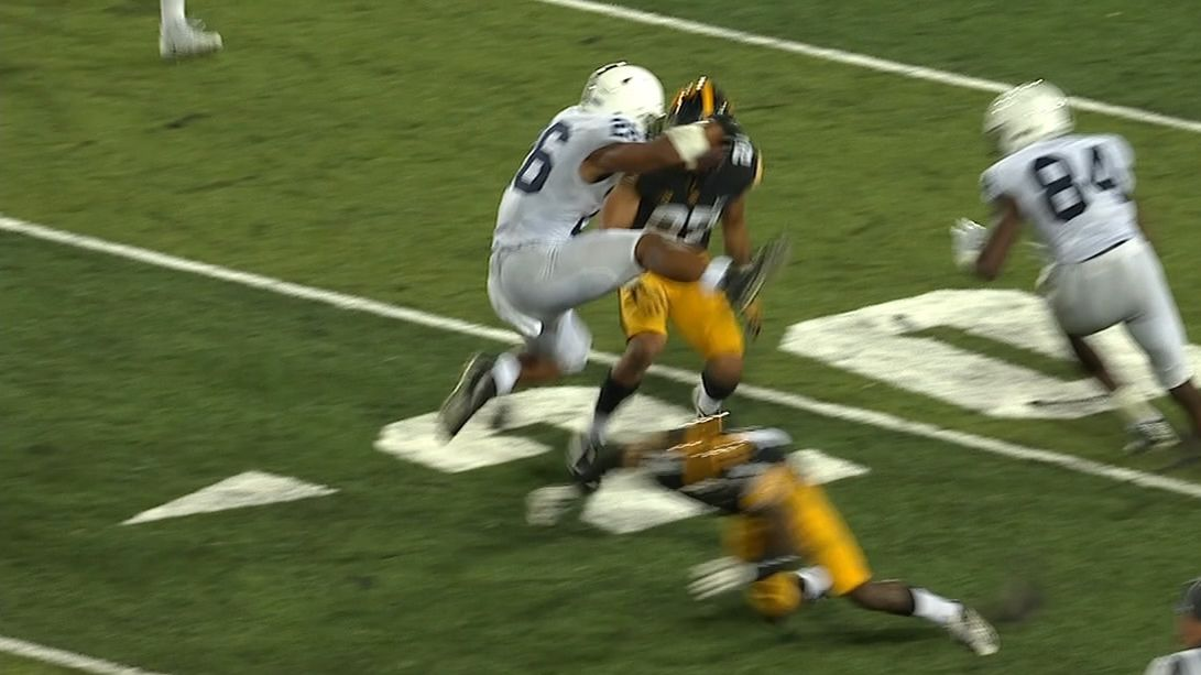 Penn State's dynamic duo fuels rally