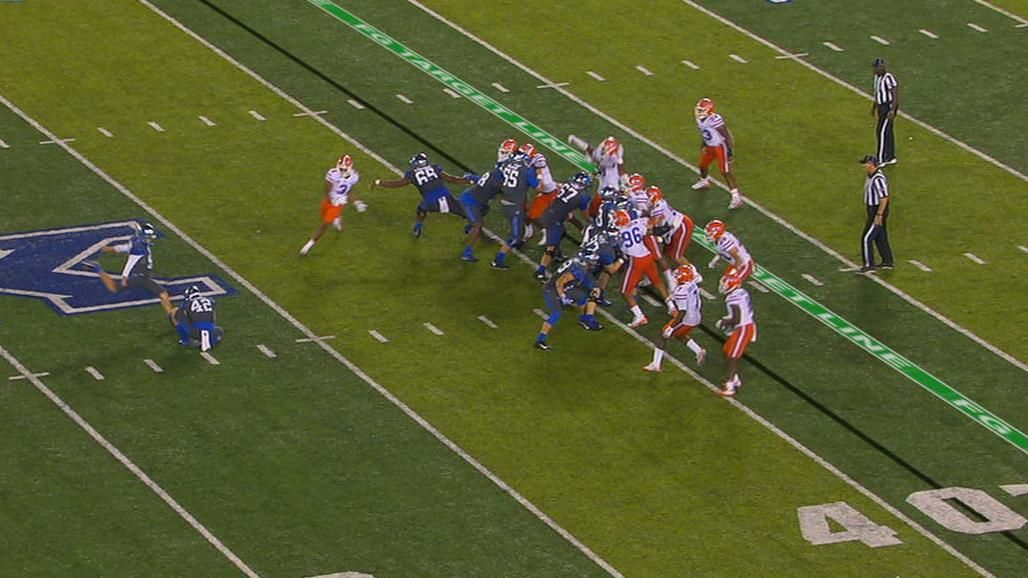 Kentucky's missed FG secures Florida's win