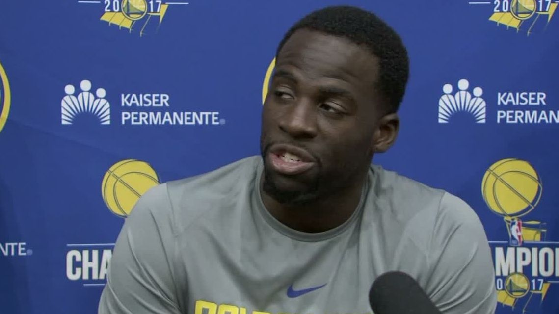Draymond hopes protests don't end until there's change