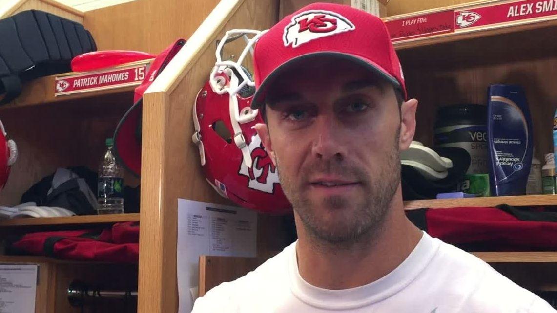 Smith on hit: 'I felt like it was extremely late'