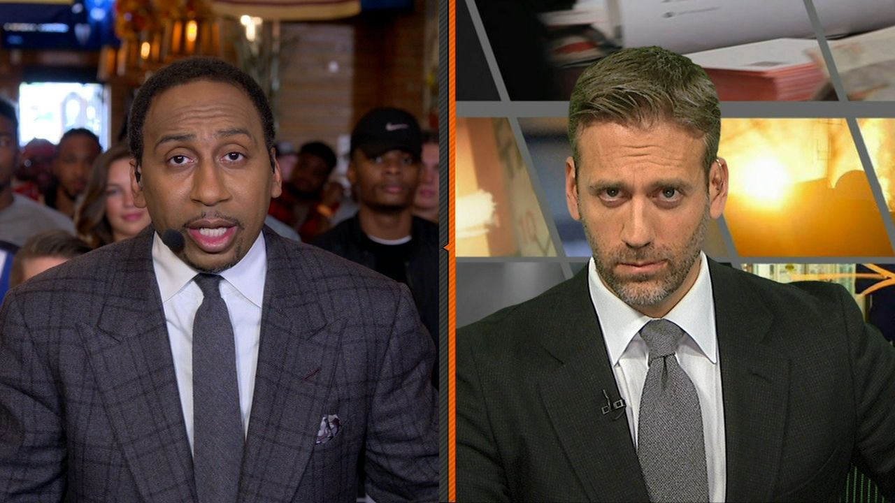 Stephen A. says pressure is on CP3