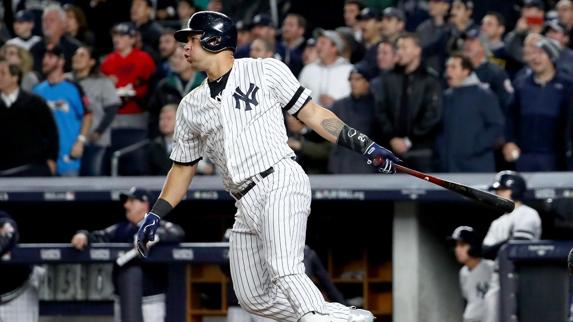 Sanchez gives Yanks' lead with clutch double