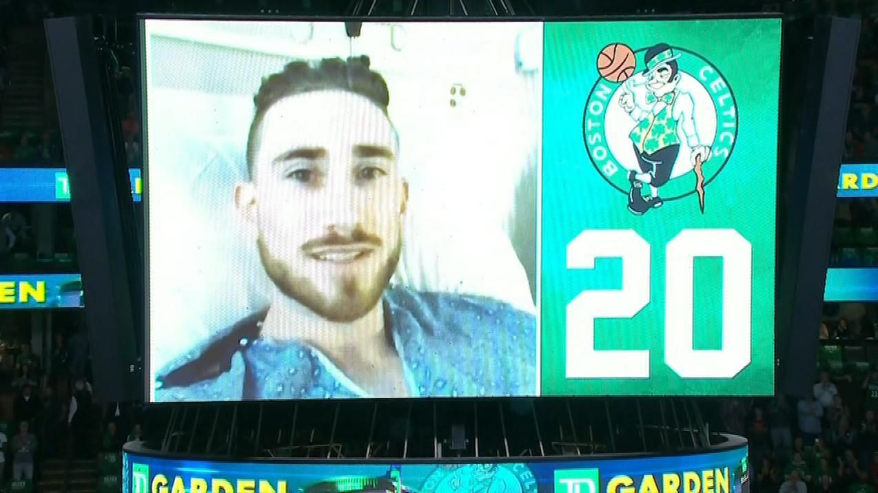 Hayward to fans: 'I'm going to be all right'