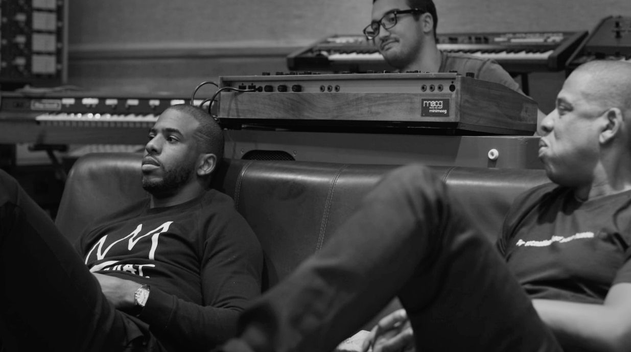 Inside CP3's journey to Houston