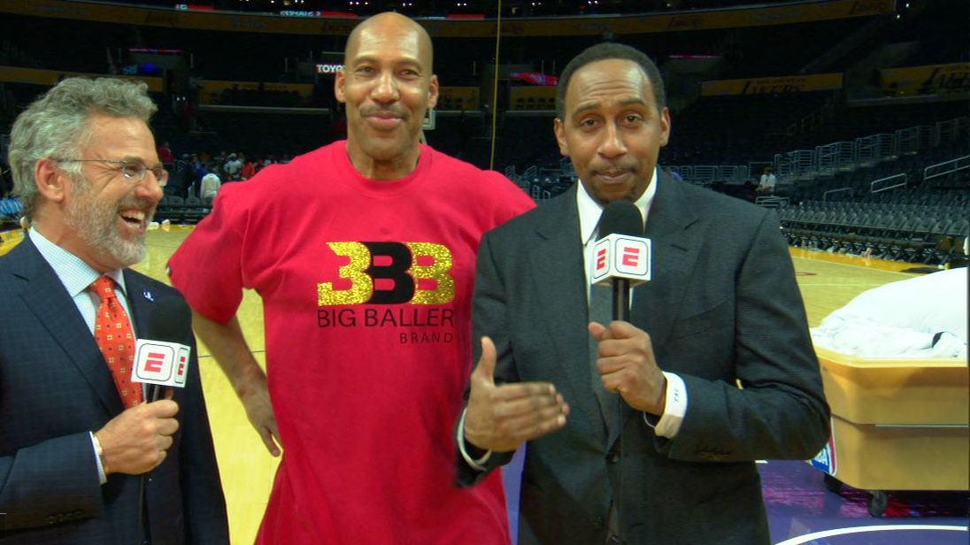 LaVar: It was a great opening night for Big Baller Brand