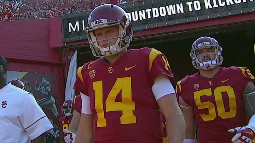 Darnold's meeting with Boras was a 'turning point'