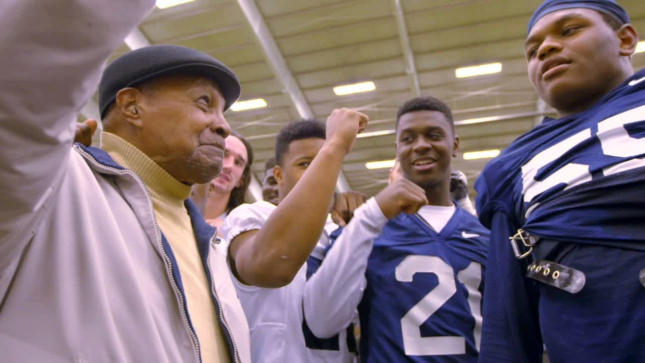 The origin of Penn State's 'We Are'