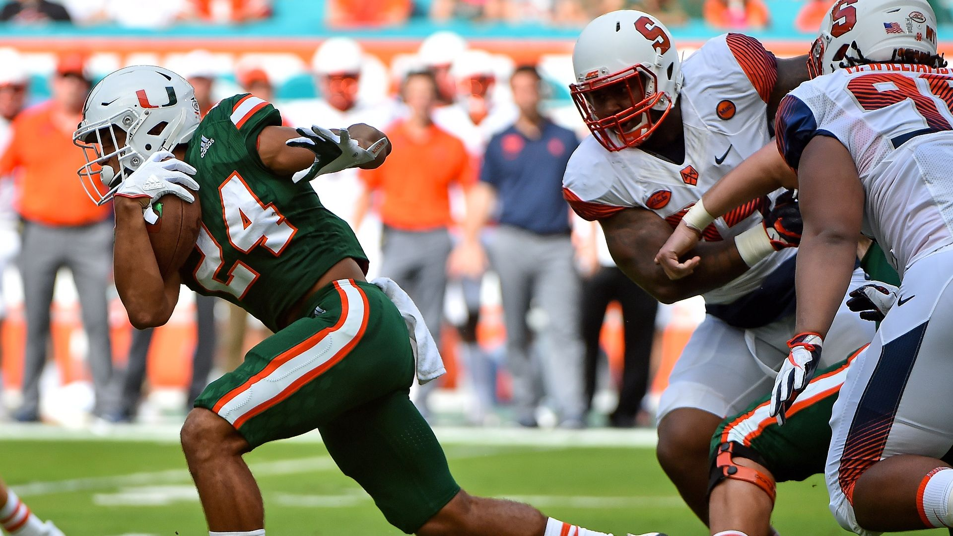 Miami survives test from Syracuse