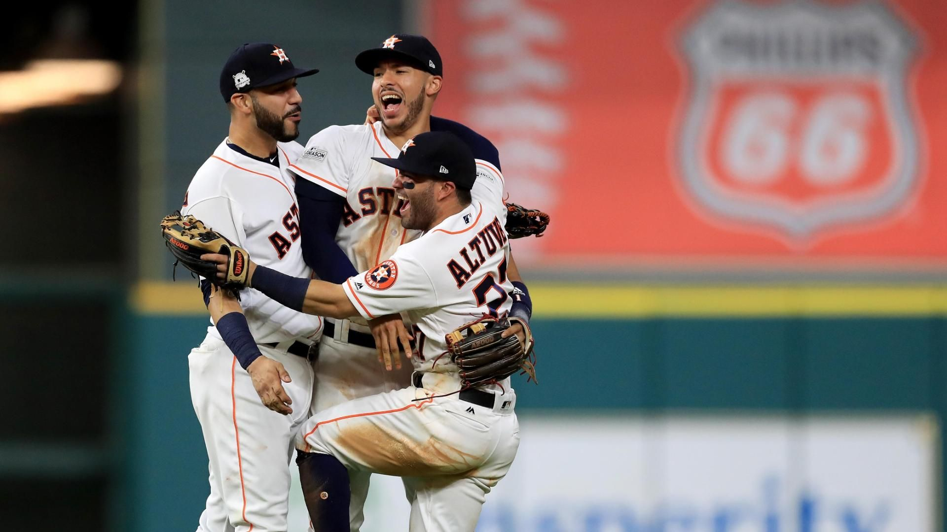 The defining moments of the Astros' Game 7 win