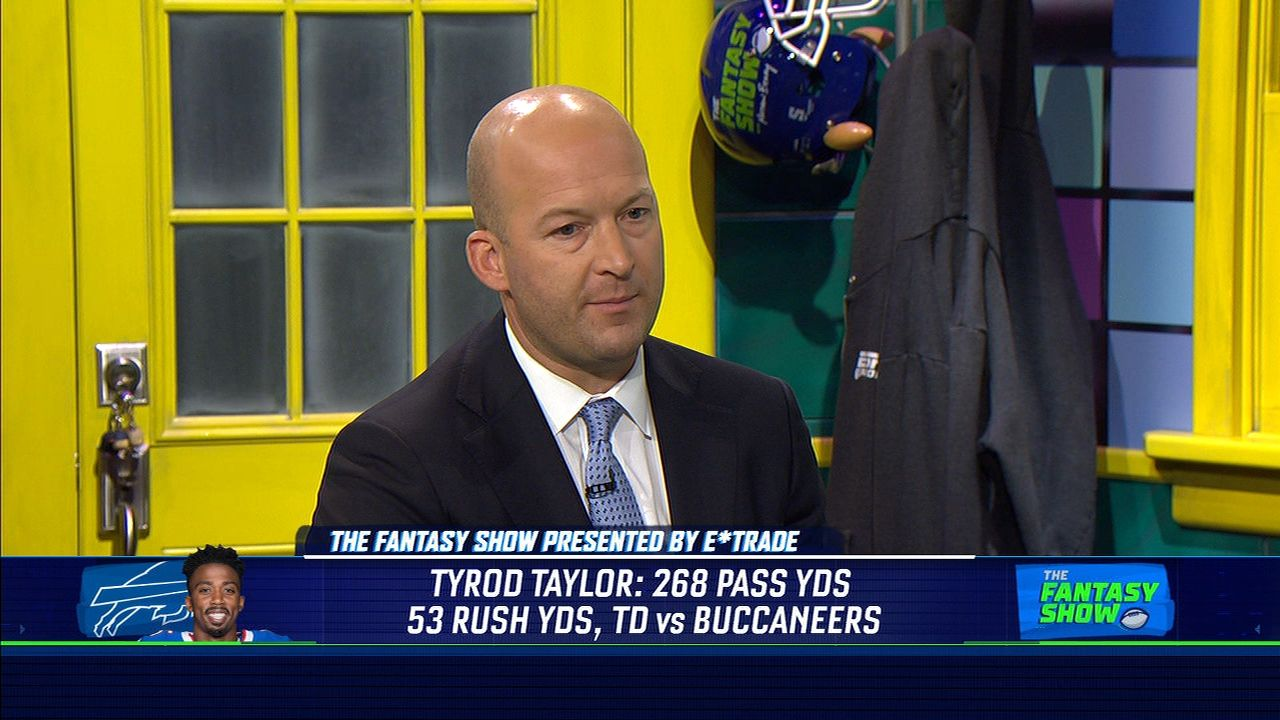 Hasselbeck likes Taylor's future matchups
