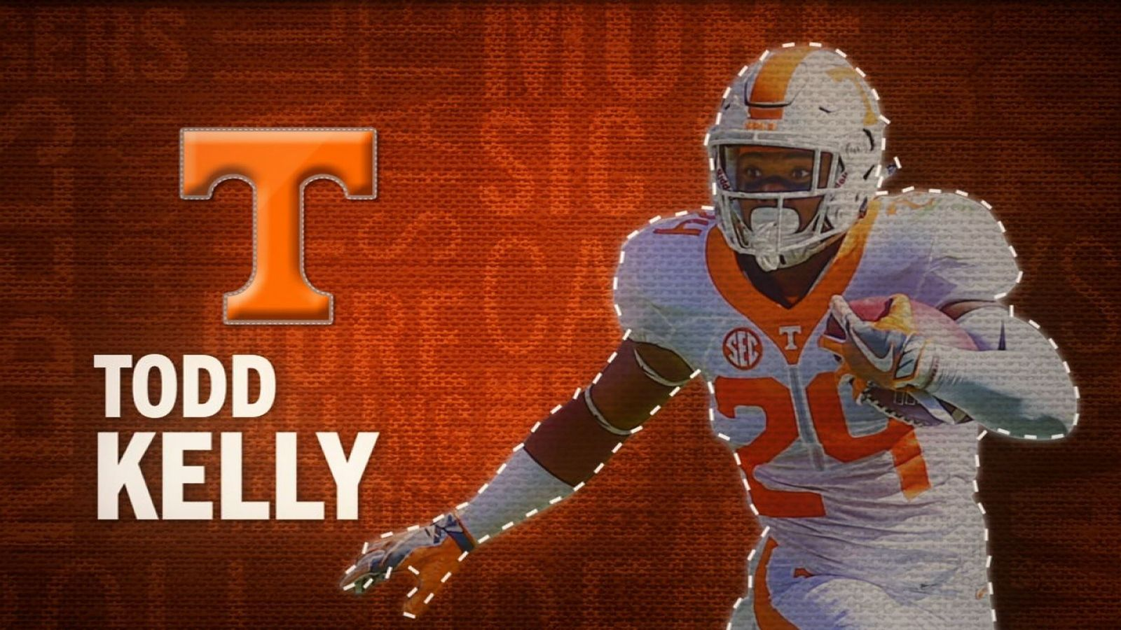I am the SEC: Tennessee's Todd Kelly