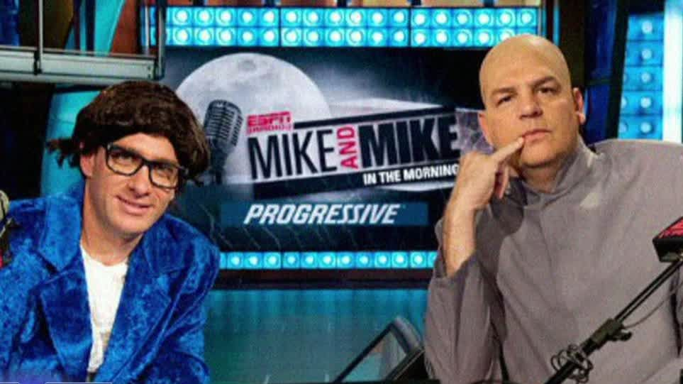 Mike & Mike Throwback: Halloween over the years