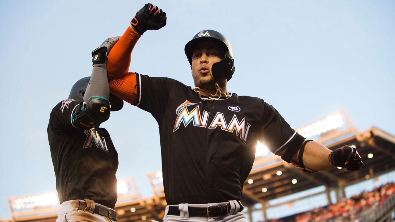 Stanton shows off unbelievable power during MVP season