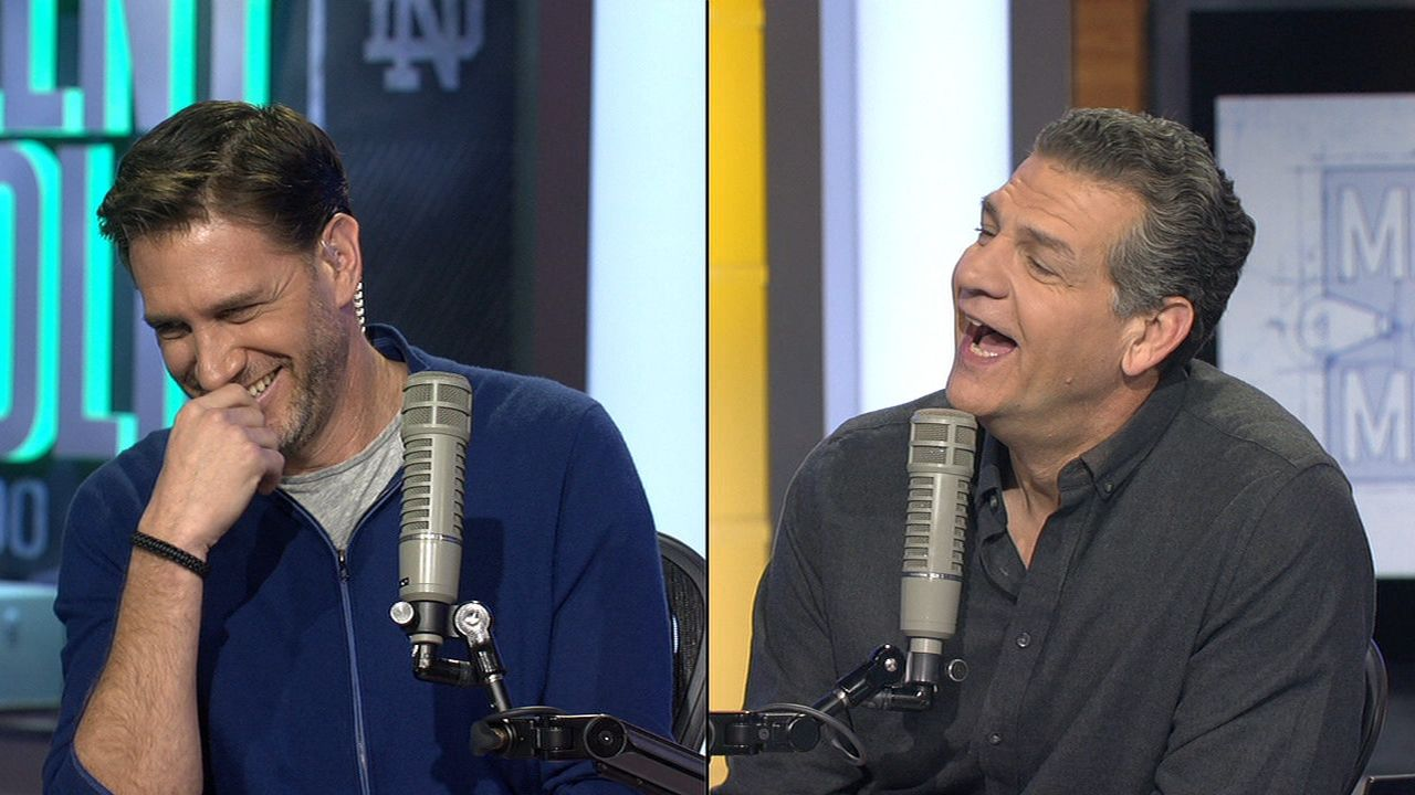 Caliendo enlists celebs for Mike & Mike sendoff