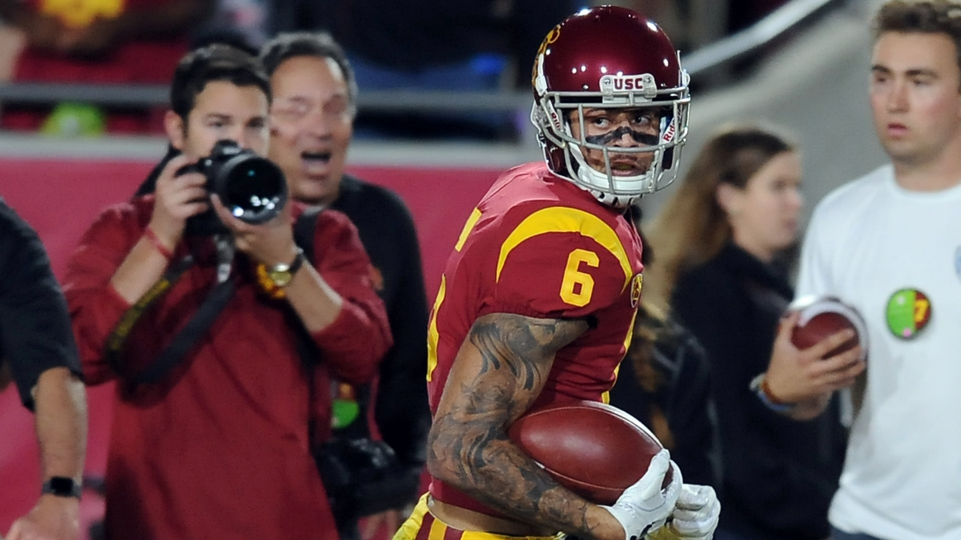 Why it worked: USC's trick punt return