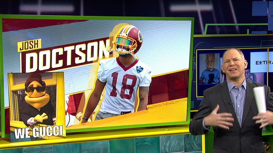 Doctson with a good matchup against Giants