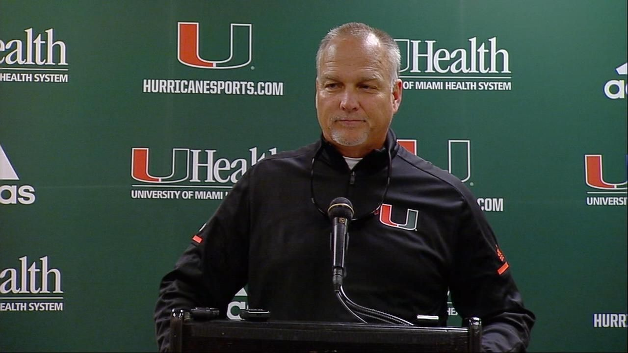 Richt: 'no idea what's going to happen'