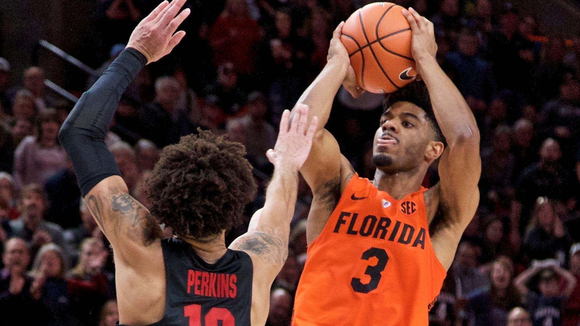 Florida tops Gonzaga in double overtime