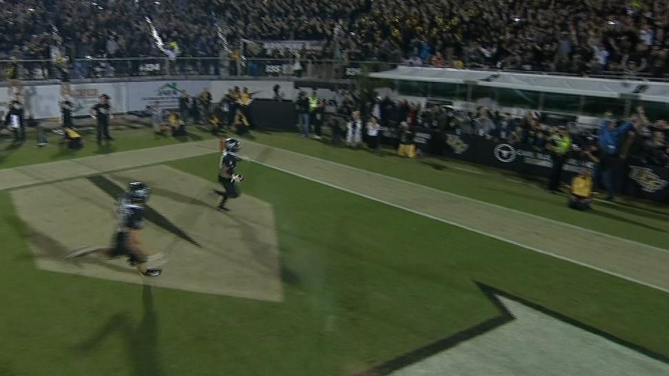 UCF answers with kick-six for lead