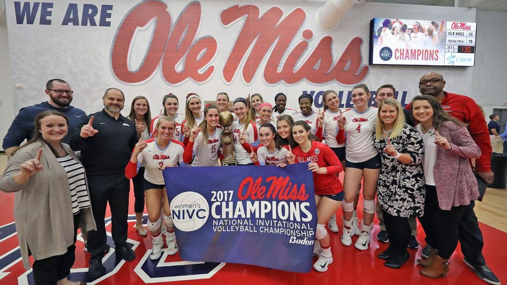Ole Miss defeats Texas Tech to win NIVC