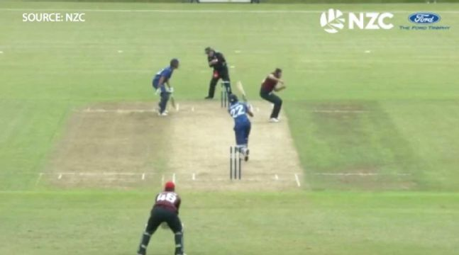 Highlights : Ford Trophy 2018 | WATCH - Raval's drive hits