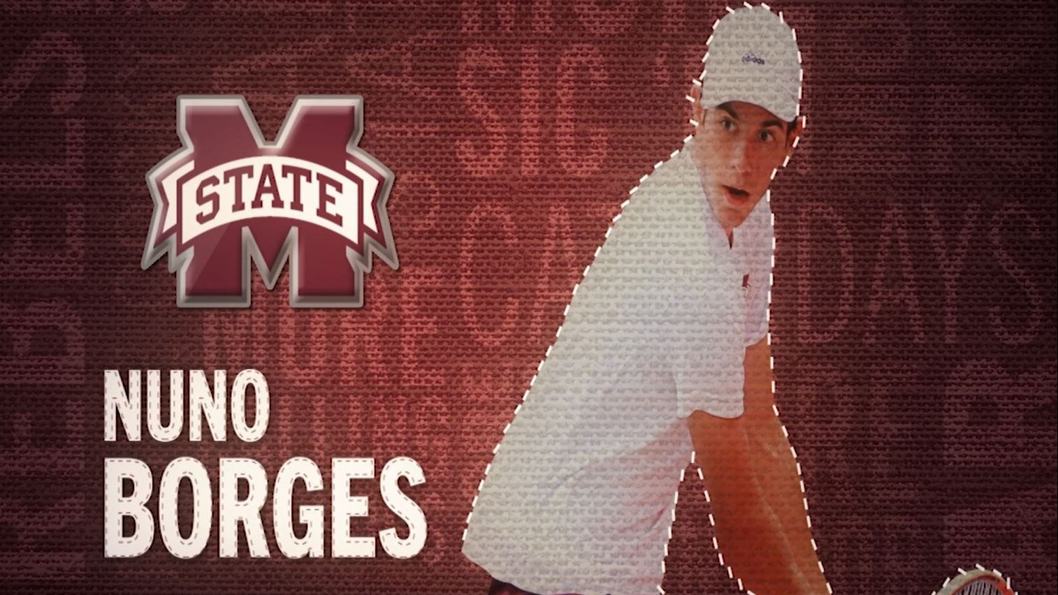 I am the SEC: Mississippi State's Nuno Borges