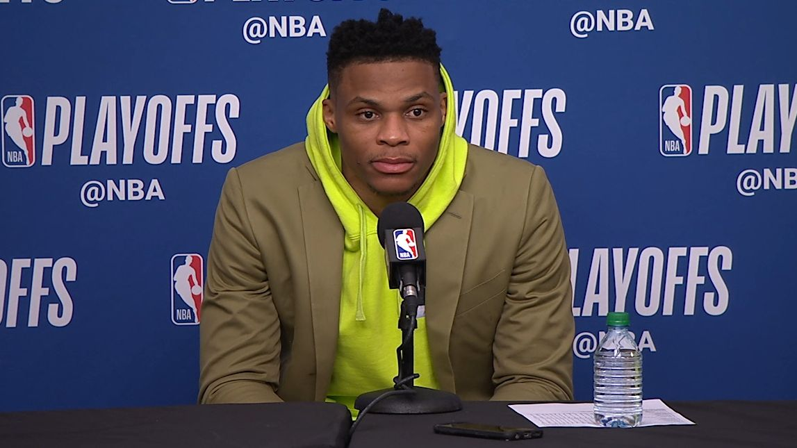 Russ on Rubio: 'I'm going to shut that s--- off next game'