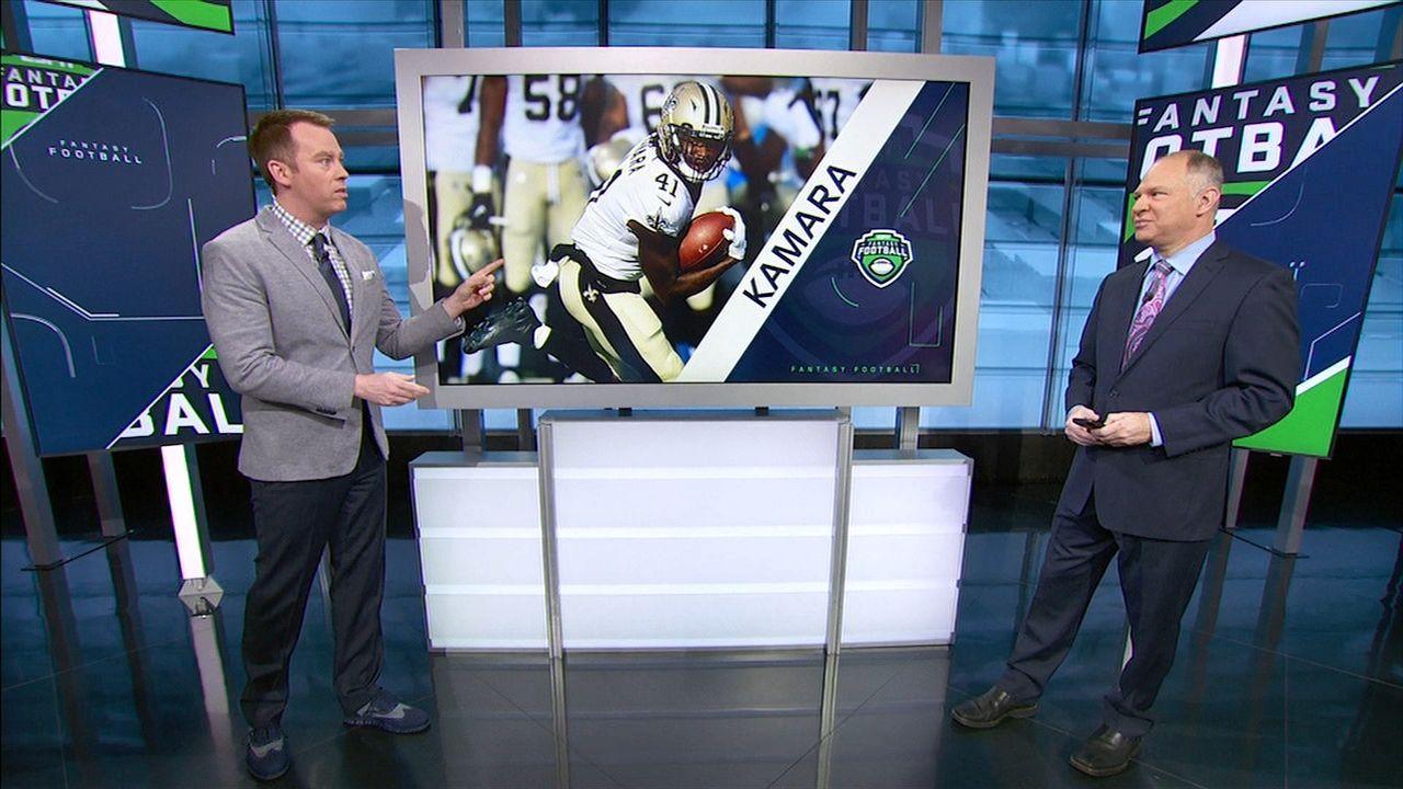 Alvin Kamara Career Stats >> Alvin Kamara Stats, News, Videos, Highlights, Pictures, Bio - New Orleans Saints - ESPN
