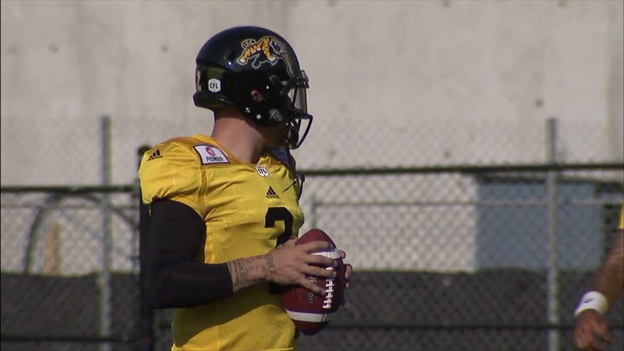 Manziel reflects on new opportunity with CFL