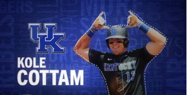 I am the SEC: Kentucky's Kole Cottam