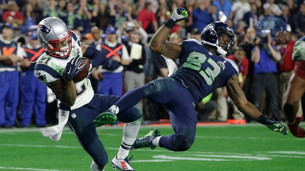 Butler clinches Super Bowl with end zone pick