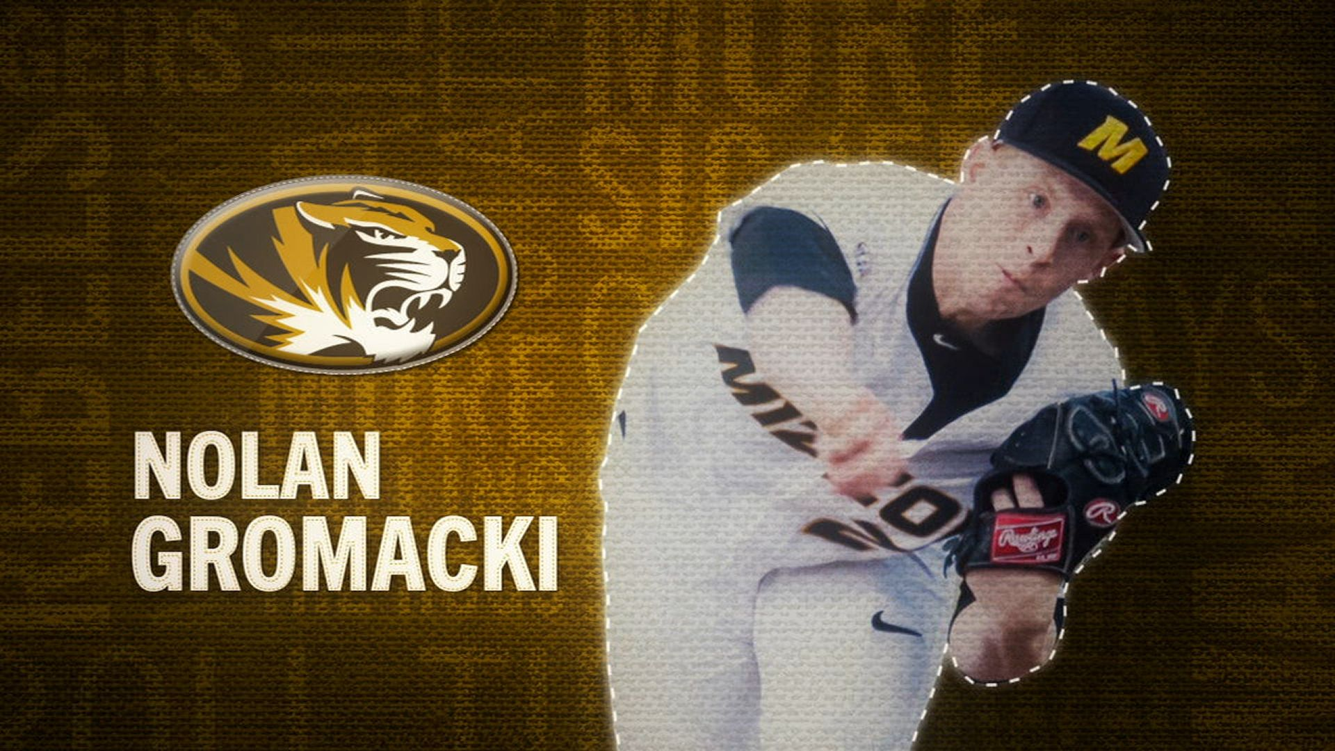 I am the SEC: Missouri's Nolan Gromacki