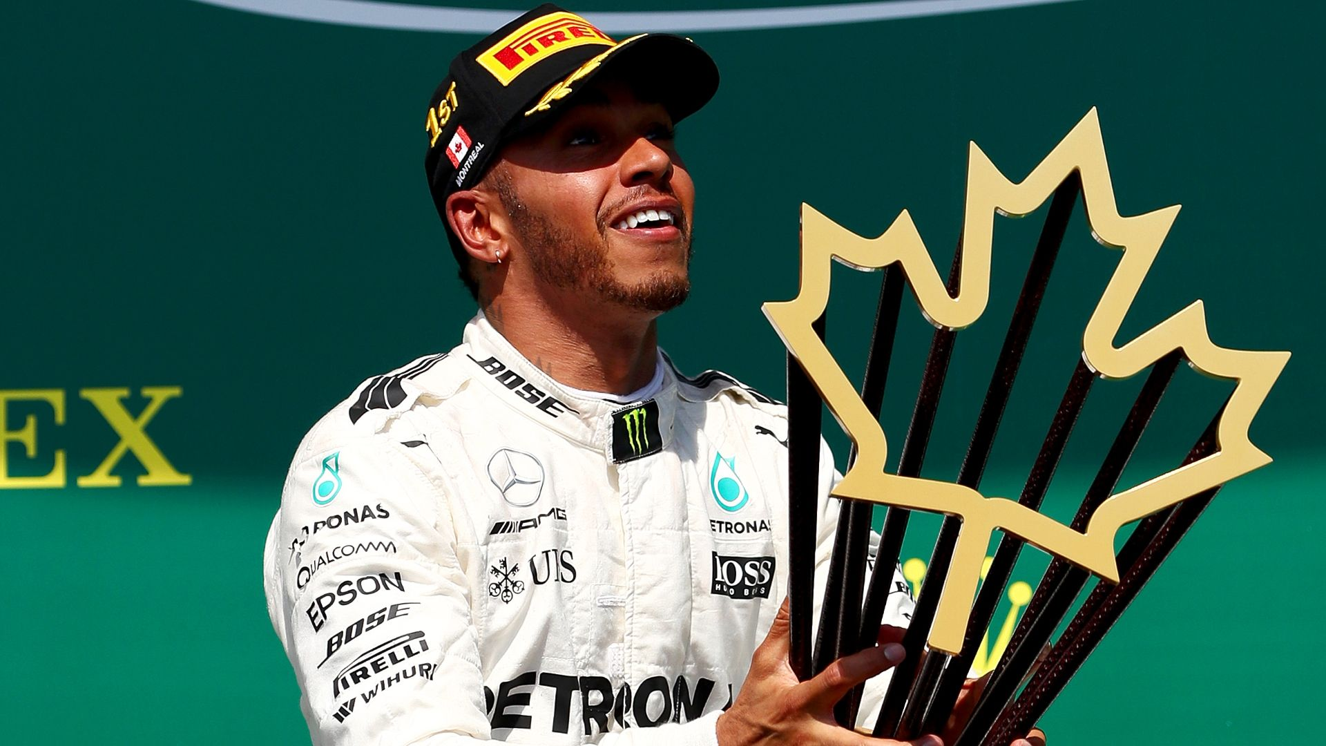 Can Hamilton make it a lucky seventh win in Montreal?