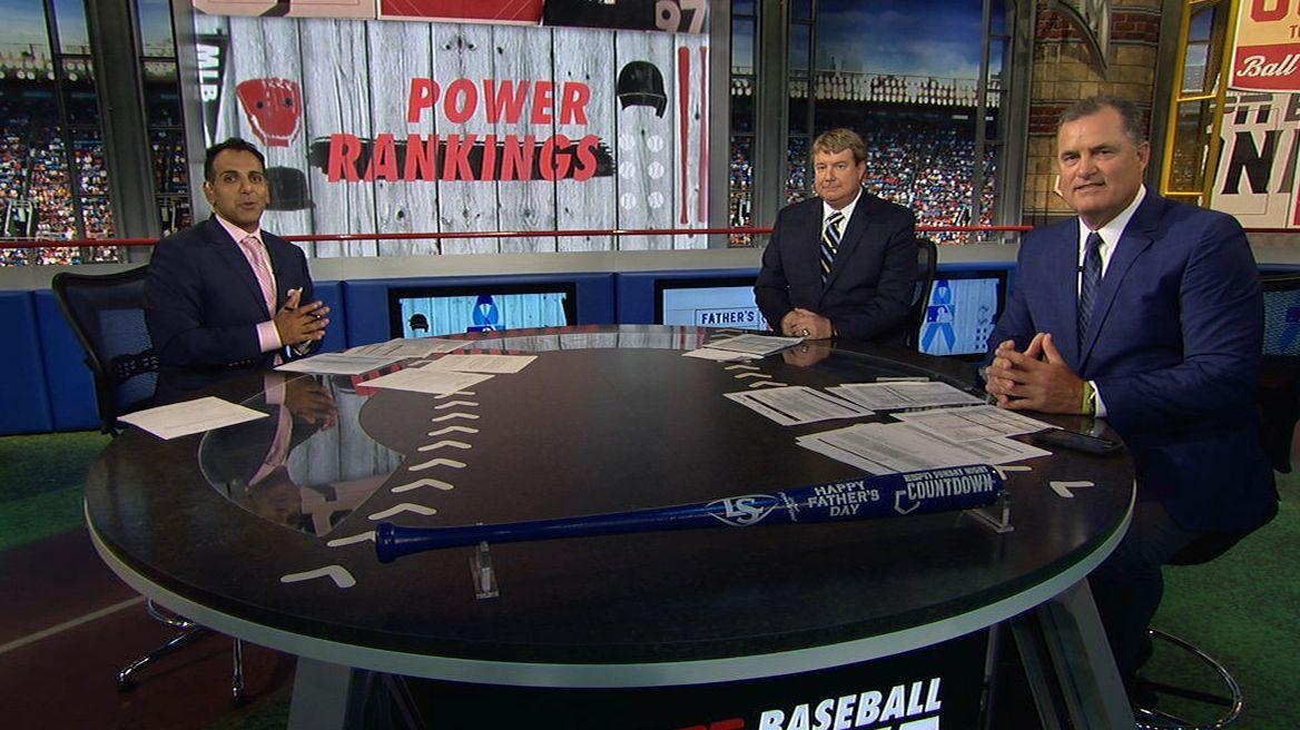 Astros, Yankees battle for top spot