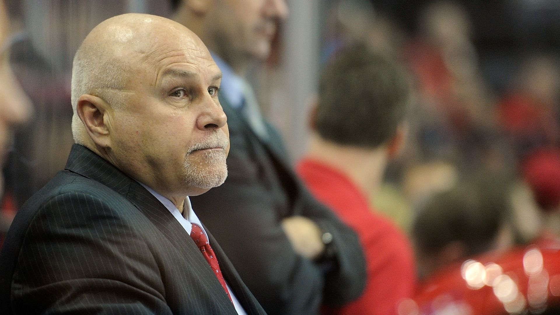 Trotz, Capitals set to part ways after Stanley Cup win