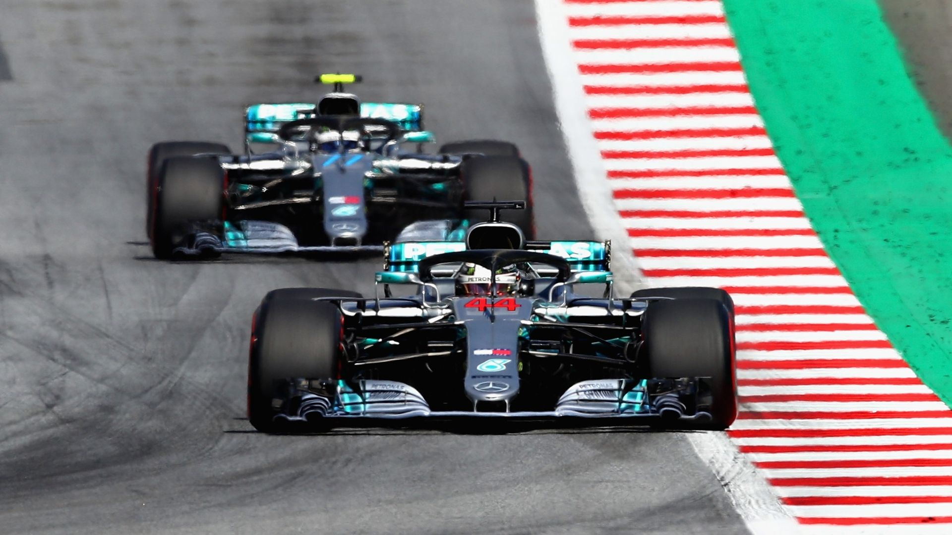 Mercedes double DNF in Austria was a shock