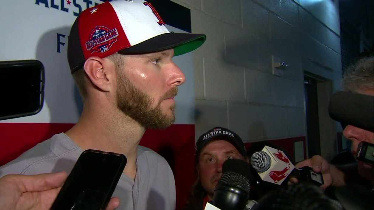 Sale calls All-Star experience 'awesome'