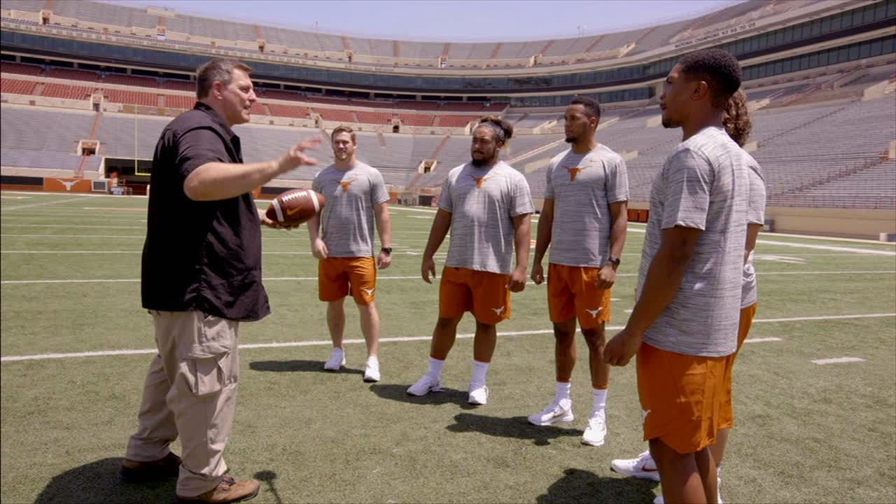 Tom Herman changing the culture at Texas
