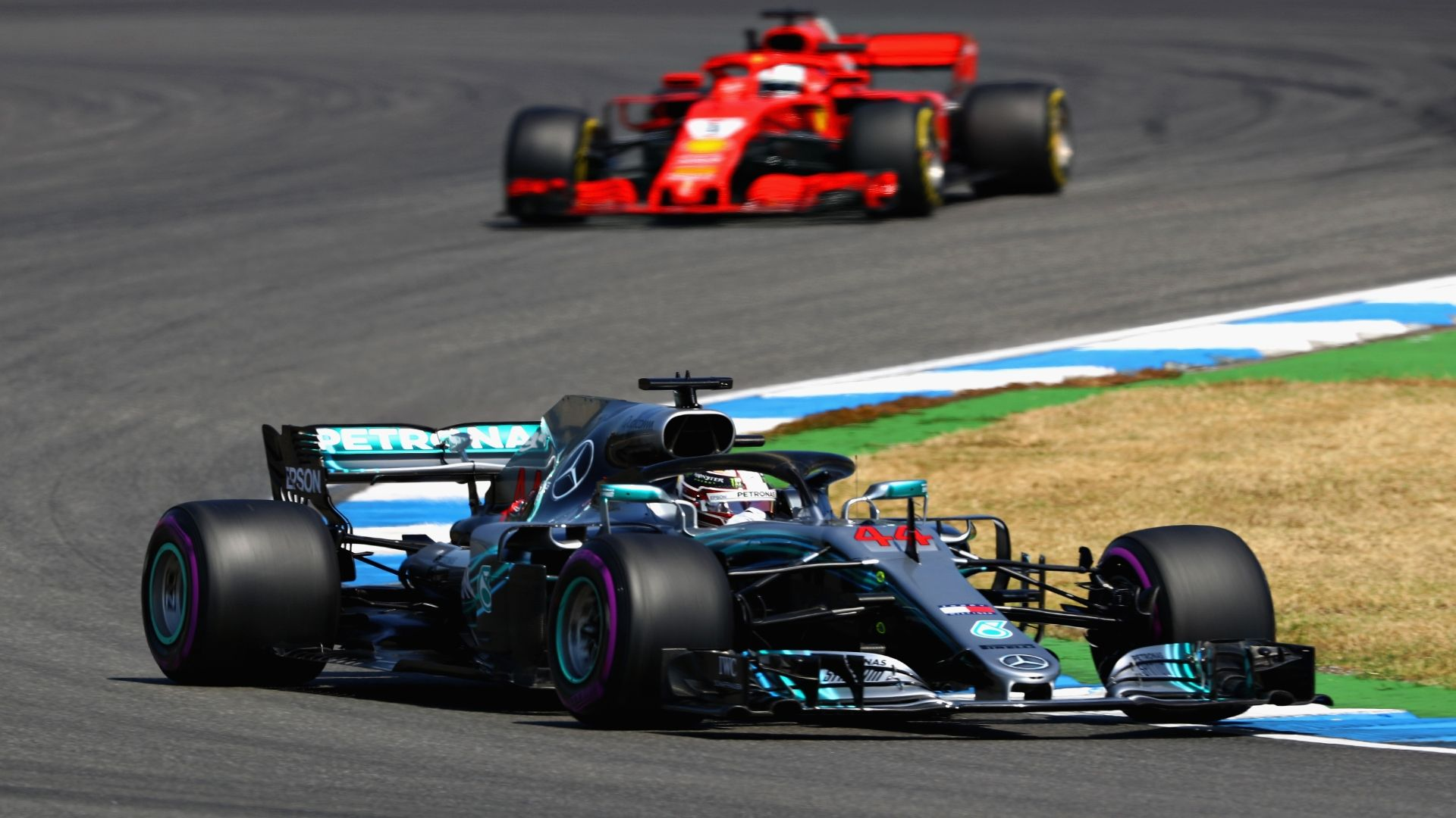 German GP was good for one, but not the other