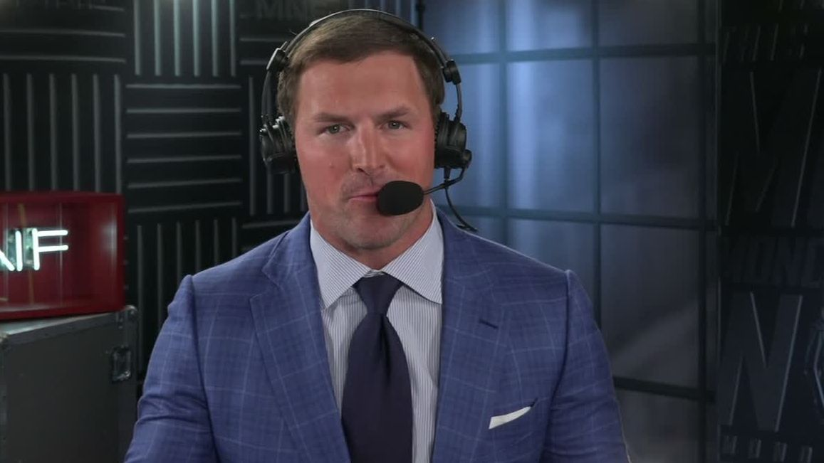 Witten saw some good, some bad from Luck