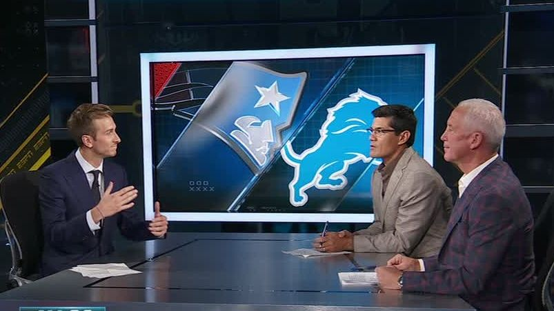 Bruschi says Patricia 'may have a little bit of an advantage' when facing Belichick