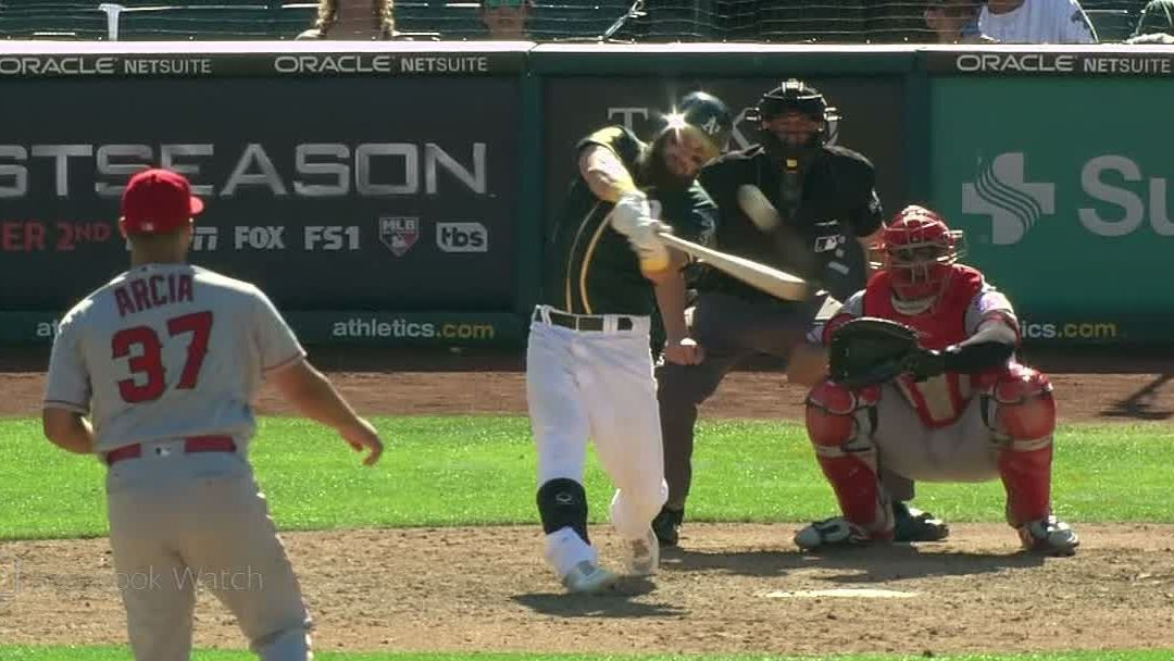 Marcus Semien and Stephen Piscotty lead A's to 21-3 win over Angels