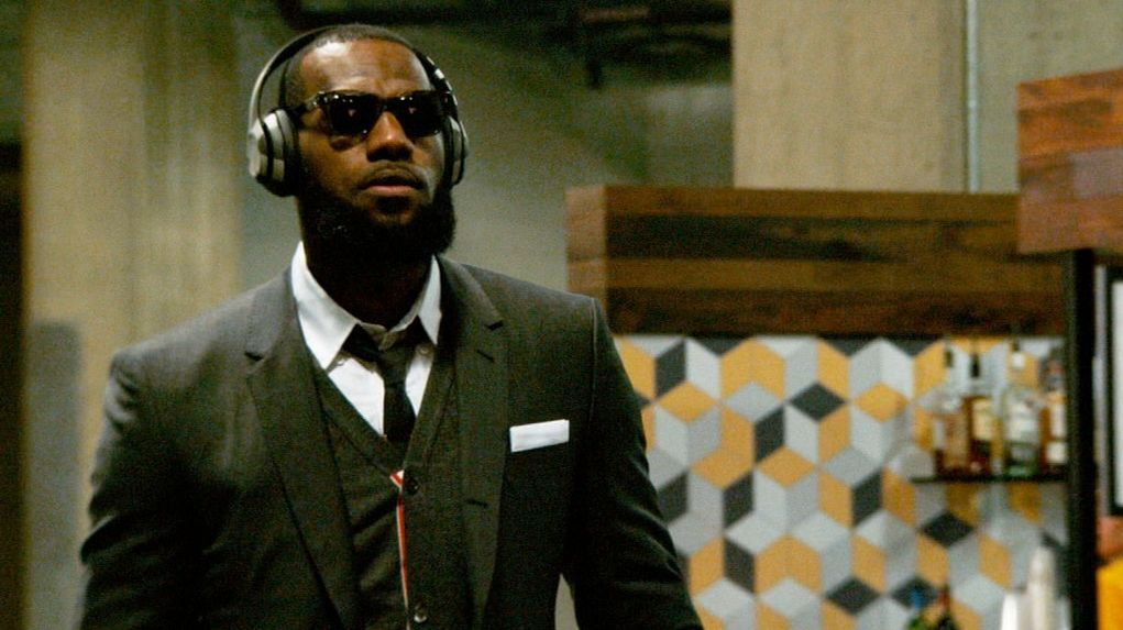LeBron ready to take on Hollywood