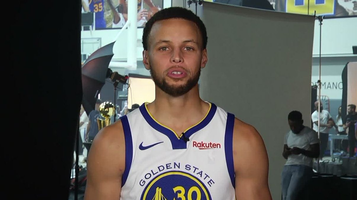 Curry not worried about Cousins' ability to blend